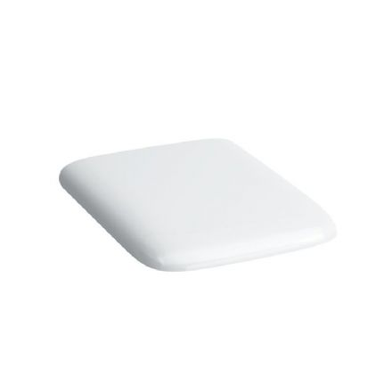 891701 - Laufen Palace Removable WC / Toilet Seat & Cover With Soft Close Mechanism - 8.9170.1